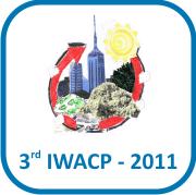 3rd IWACP - 2011